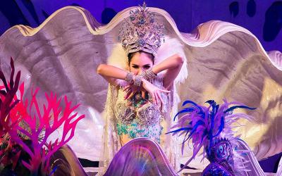 คาบาเร่ต์โชว์ Aphrodite show