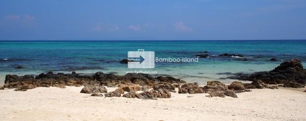 เกาะไม้ไผ่ ดำน้ำดูปะการังน้ำตื้น