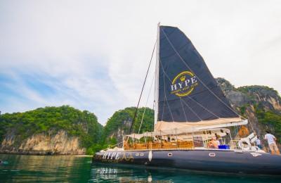 เรือ Hype luxury boat