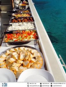 Lunch2 catamarn to Maiton and racha island sunset tour